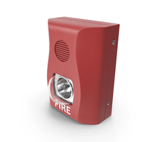 Fire Alarm Light PNG & PSD Images