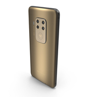 Motorola One Zoom Brushed Bronze PNG & PSD Images