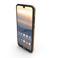 Nokia 1.3 Sand PNG & PSD Images