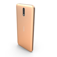 Nokia 2.3 Sand PNG & PSD Images