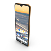 Nokia 5.3 Sand PNG & PSD Images