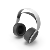 Sony PS5 Headphones PNG & PSD Images