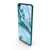 OnePlus Nord Blue PNG & PSD Images