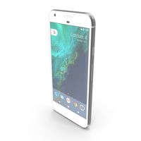 Google Pixel XL Very Silver PNG & PSD Images