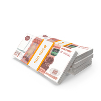 5000 Ruble Pack PNG & PSD Images