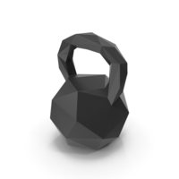 Sport Weight Lowpoly PNG & PSD Images