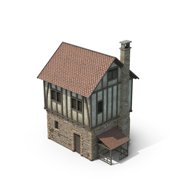 Medieval House PNG & PSD Images