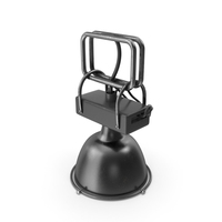Industrial Lamp A PNG & PSD Images