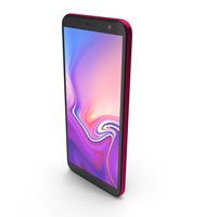 Samsung Galaxy J4 Plus 2018 Pink PNG & PSD Images