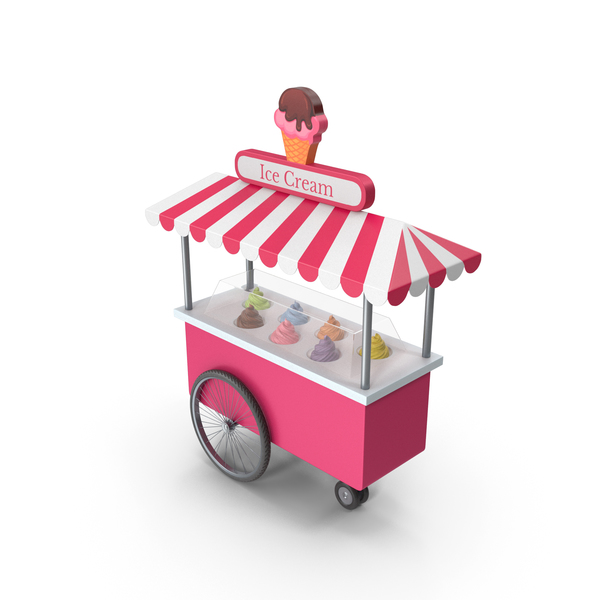Ice Cream Tent PNG & PSD Images