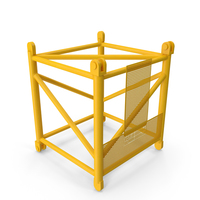 Crane S Intermediate Section 3m Yellow PNG & PSD Images