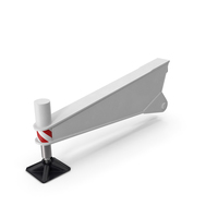 Crane Outrigger White PNG & PSD Images
