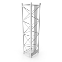 Crane S Intermediate Section 12m White PNG & PSD Images