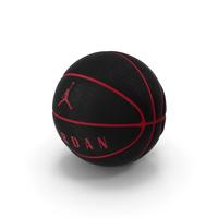 Ball Jordan Ultimate Black PNG & PSD Images