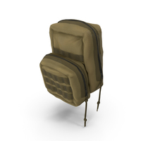 Molle Tactical Bags PNG & PSD Images