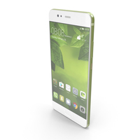 Huawei P10 Greenery PNG & PSD Images