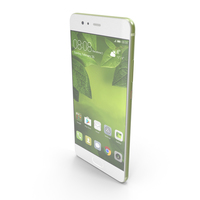Huawei P10 Plus Greenery PNG & PSD Images