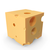 Cheese Piece PNG & PSD Images