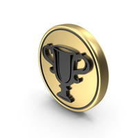 Price Winner Trophy Logo Icon PNG & PSD Images