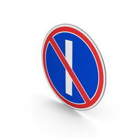 Road Sign No Parking On Odd-numbered Days PNG & PSD Images
