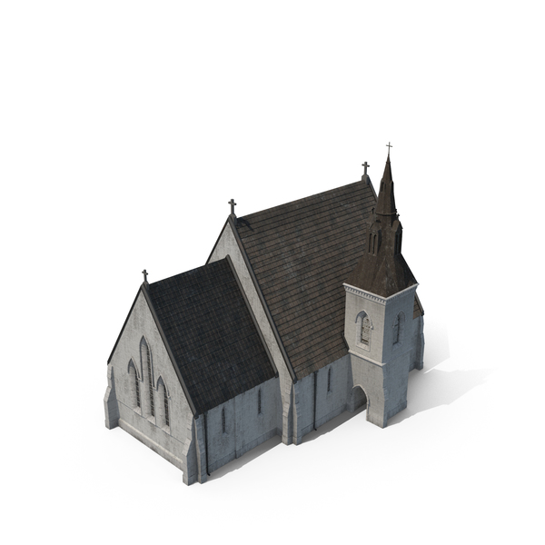 White Church PNG & PSD Images