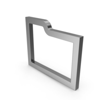 Symbol Folder Steel PNG & PSD Images