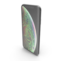 iPhone XS Max Space Gray PNG & PSD Images