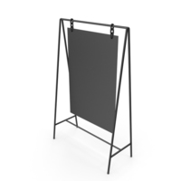 Black Display Stand PNG & PSD Images