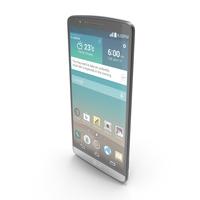 LG G3 Metallic Black PNG & PSD Images