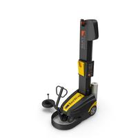 Siat BeeWrap Stretch Robotic Pallet Wrapper PNG & PSD Images