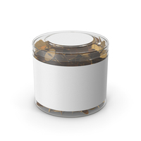 Thumb Tack in Plastic Cup PNG & PSD Images