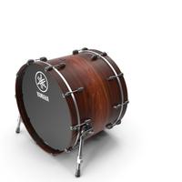 Bass Drum Yamaha PNG & PSD Images