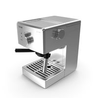 Coffee Maker Saeco Poemia PNG & PSD Images