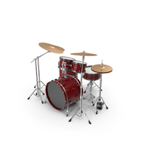 Drum Kit Generic PNG & PSD Images