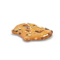 Sesame Pretzel Thin Cracker PNG & PSD Images