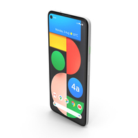 5G Mobile Phone Google Pixel Clearly White PNG & PSD Images