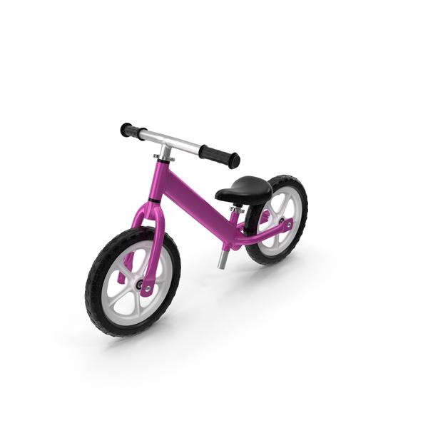 Balance Bike Generic PNG & PSD Images