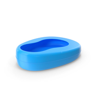 Bed Pan Plastic PNG & PSD Images