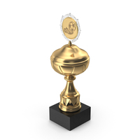 Award Soccer Trophy Cup PNG & PSD Images