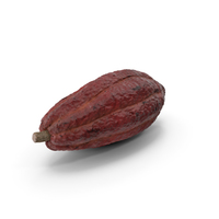 Brown Cocoa Fruit PNG & PSD Images