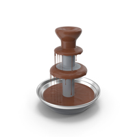Chocolate Fountain PNG & PSD Images