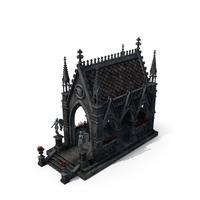 Gothic Pavilion PNG & PSD Images