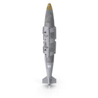 GBU-31(V)2B (Mk-84) JDAM PNG & PSD Images
