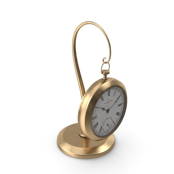 Desk Clock PNG & PSD Images