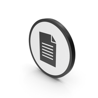 Icon Office Paper PNG & PSD Images