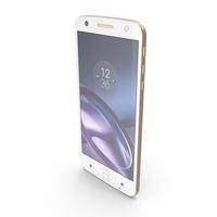 Motorola Moto Z Gold PNG & PSD Images