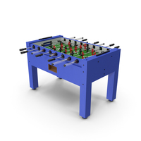 Foosball Table Generic PNG & PSD Images