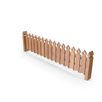 Wood Garden Fence PNG & PSD Images