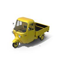 Cargo three wheeler PNG & PSD Images