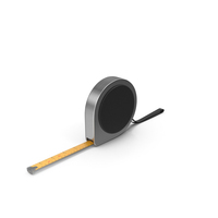 Stainless Steel Tape Measure PNG & PSD Images